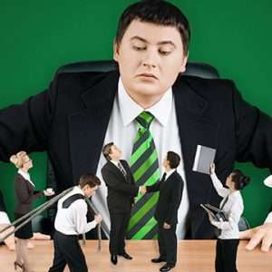 "Function or Dysfunction – Elimination of the ""Manage the Managers"" mentality"