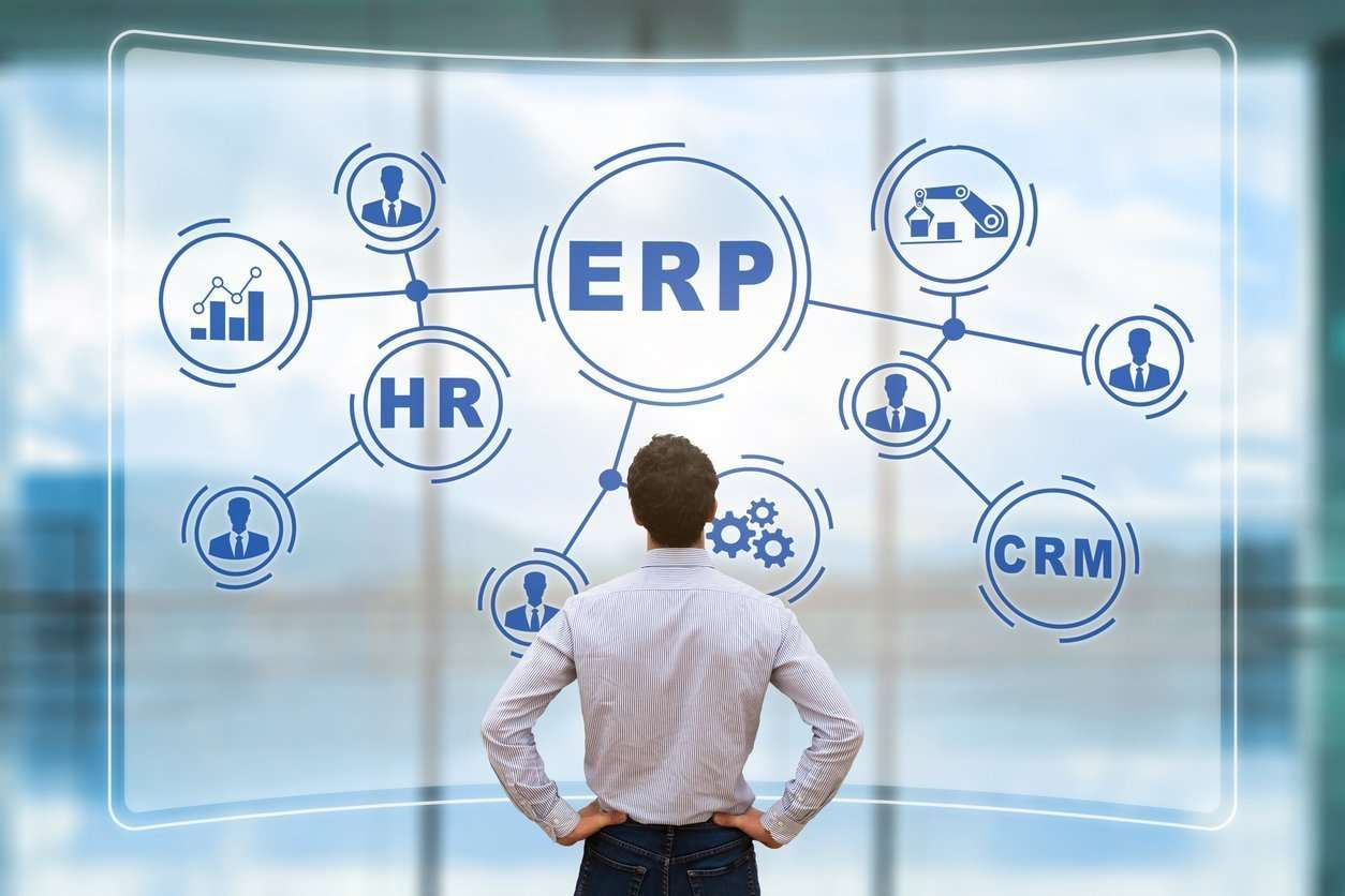 Enterprise Resource Planning What Is An Erp System Trenegy