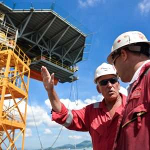 oilfield services communication with customer